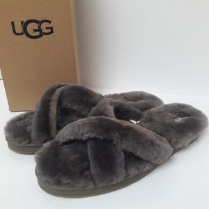 New UGG Abella Slippers Size 12